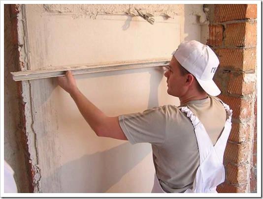 Как правильно шпаклевать стены?