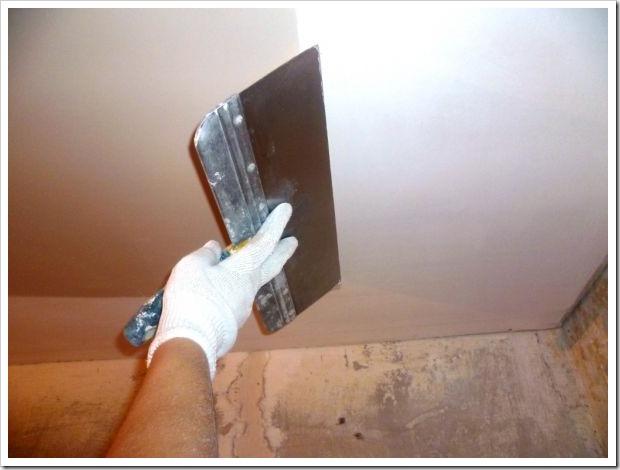 Как научиться шпаклевать стены?