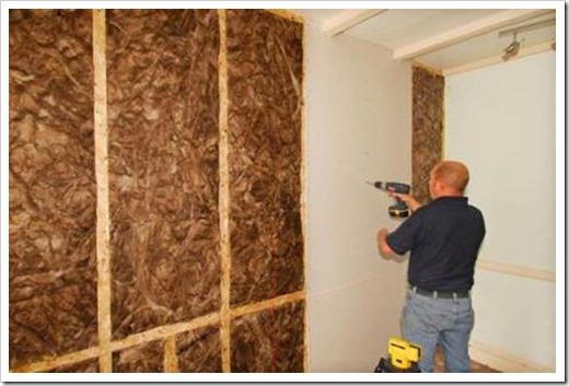 Как выровнять стену из бруса?