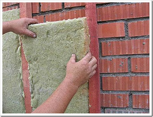 Чем утеплить кирпичную стену снаружи?