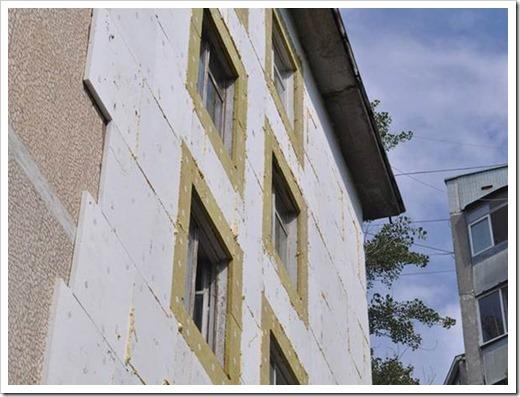 Каким пенопластом утеплять стены?