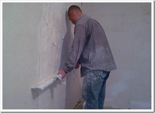 Какой штукатуркой лучше выравнивать стены?