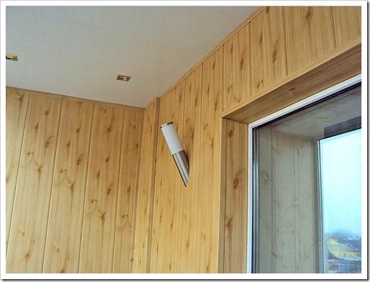 Как крепить стеновые панели двп?