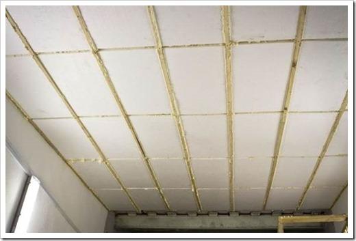 Как утеплить стены пенопластом изнутри?
