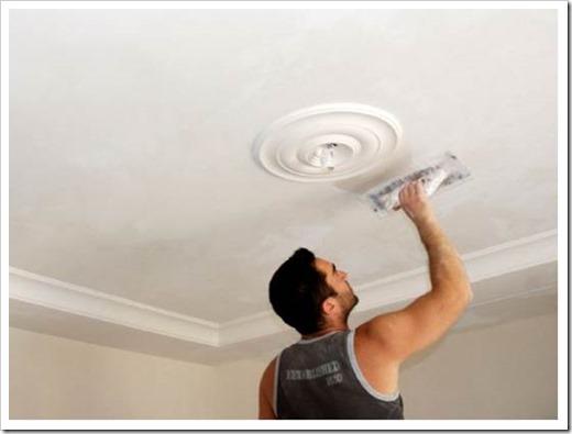 Как выровнять стены и потолок?