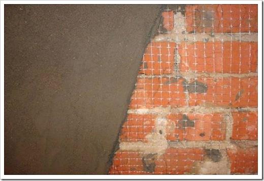 Как правильно штукатурить кирпичную стену?