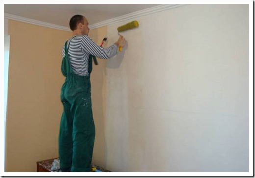 Для чего нужна грунтовка стен?