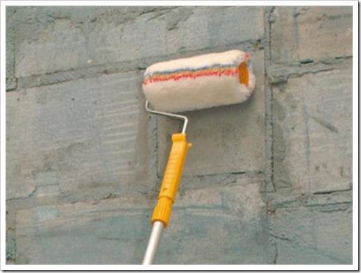 Как разводить грунтовку для стен?