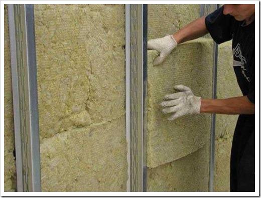 Чем утеплить стены дома изнутри?