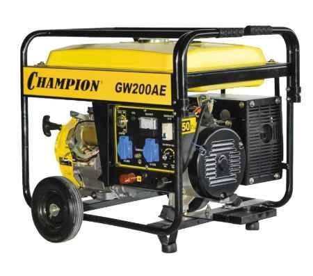 Купить Champion GW200AE