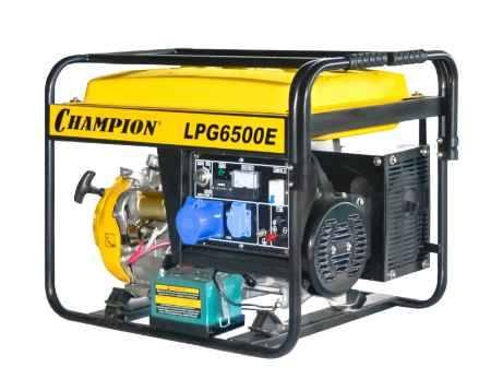 Купить Champion LPG6500E
