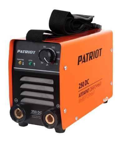 Купить Patriot 250DC MMA Кейс