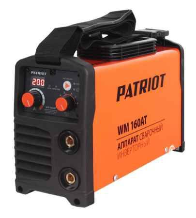 Купить Patriot WM 160AT MMA