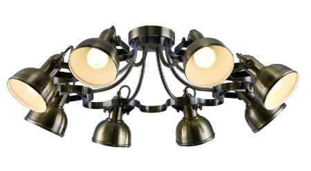 Купить Arte Lamp A5216PL-8AB