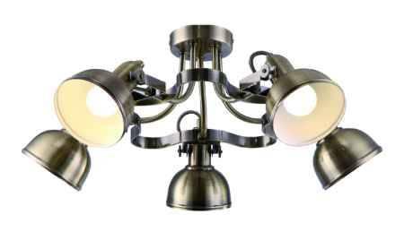 Купить Arte Lamp A5216PL-5AB