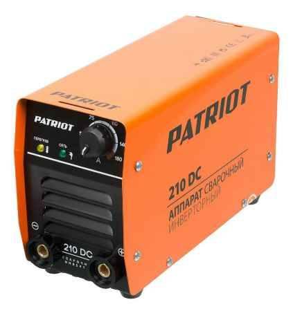 Купить Patriot 210DC MMA