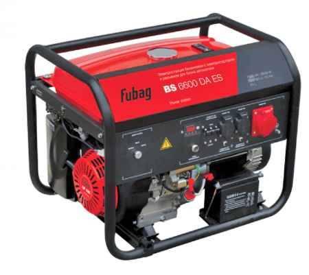 Купить Fubag BS 6600 DA ES