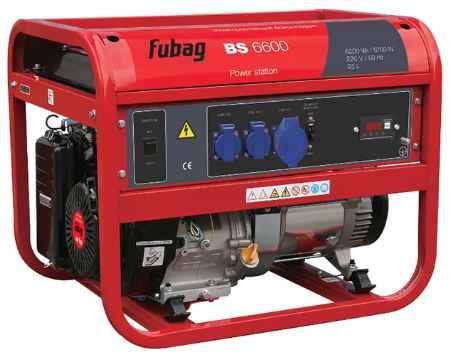 Купить Fubag BS 6600