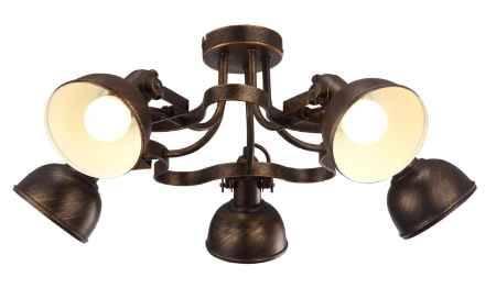 Купить Arte Lamp A5216PL-5BR