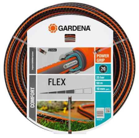 """Купить GARDENA FLEX 9x9 3/4""""х1м (в бухте 50м)"""