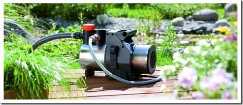 Доставка воды в дома и управление насосом