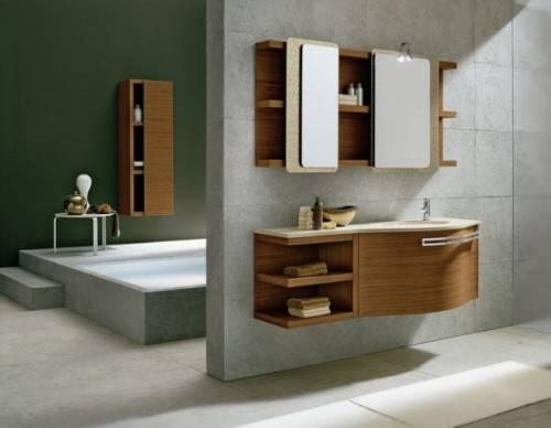 Какую мебель поставить в ванной