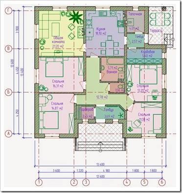 Проектирование домов и хозпостроек