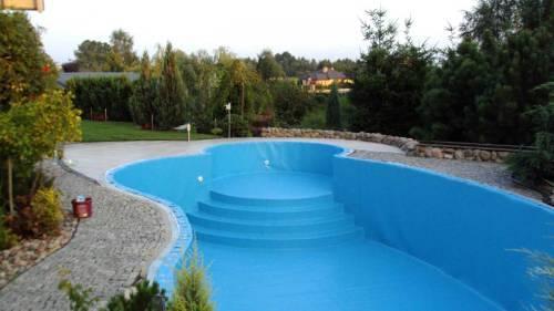 Как построить бассейн