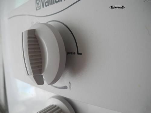 колонка газовая вайлант инструкция