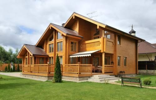 Прелести загородного жилья