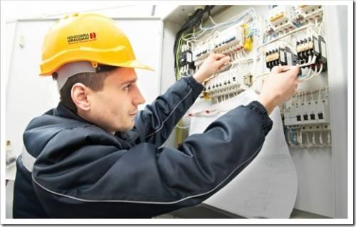 Организатор фирмы должен быть профессиональным электриком