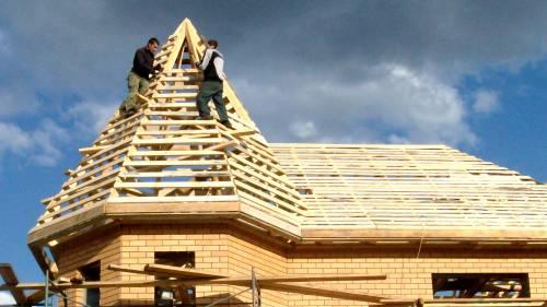 Материалы и расчеты крыши
