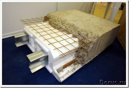 Классификация бетонных перекрытий