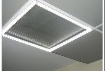 Принцип работы светодиодного светильника