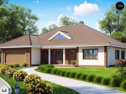 Как строить одноэтажный дом
