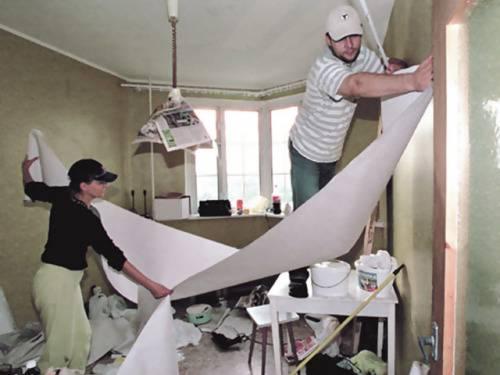 Как сделать самому дома ремонт