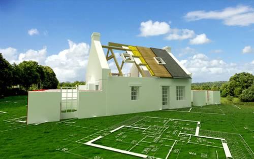 С чего начинают строительство загородного дома