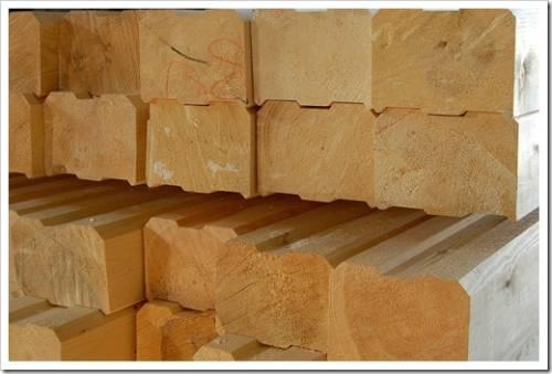 Почему профилированный брус считается лучшим строительным материалов?