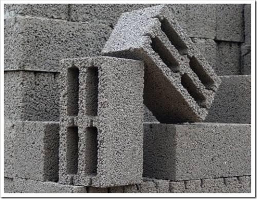 Как осуществляется кладка керамзитбетонных блоков
