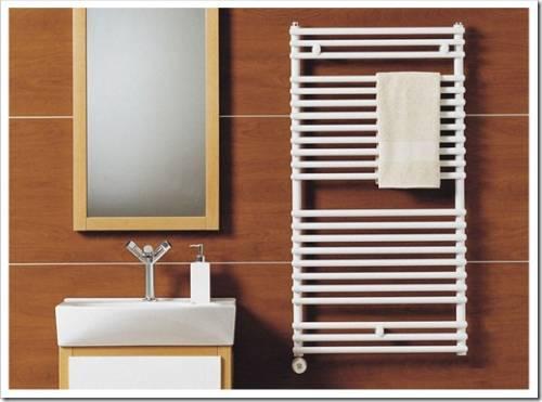 Типы используемых полотенцесушителей