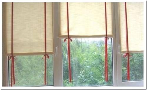 Как сделать жалюзи на окно фото 433
