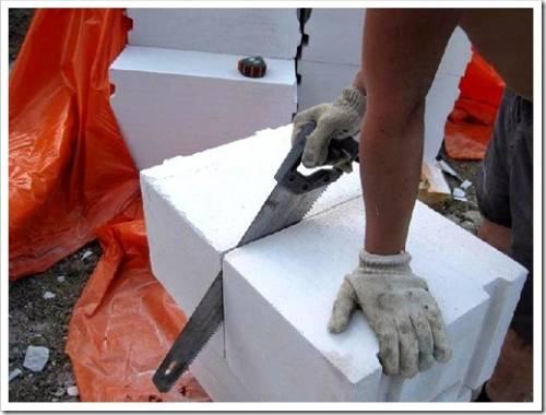 Необходимость армирования газоблоков