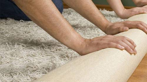 Как стелить ковролин правильно