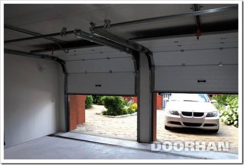 Из чего можно сделать гаражные ворота?