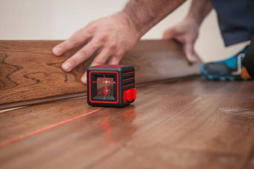Как выбрать лазерный нивелир