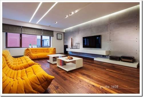 Основные критерии создания дизайна жилых помещений