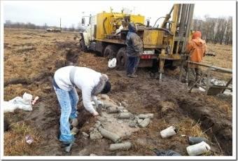 Проведение инженерно-геологических изысканий