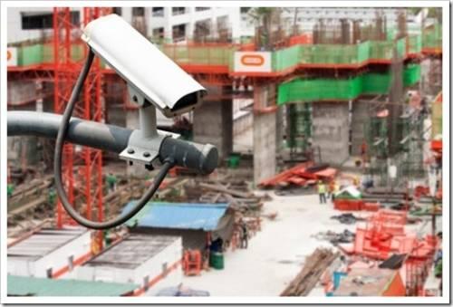 Принципы организации видеонаблюдения