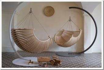 Из чего создают подвесные кресла?