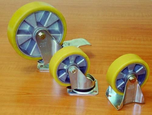 Разновидности колес